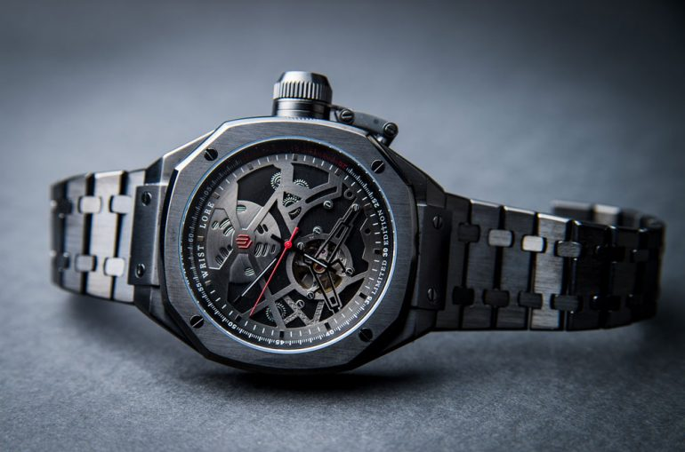 Wrist Lore Watches - architecture and product photography Marcos Silverio Photographer
