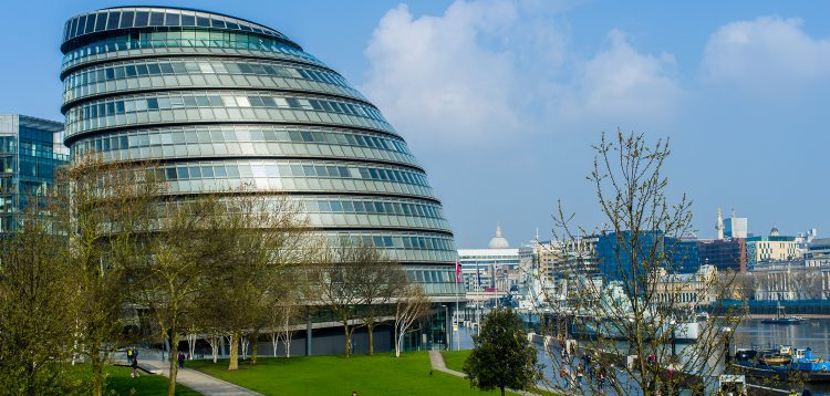 London City Hall, Foster+Partners - Marcos Silverio Photographer